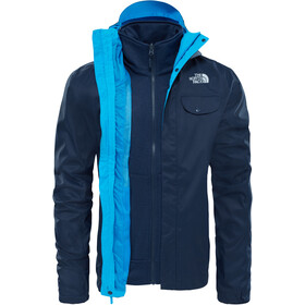 2f61a0407ae2b The North Face Tanken Triclimate - Veste Homme - bleu